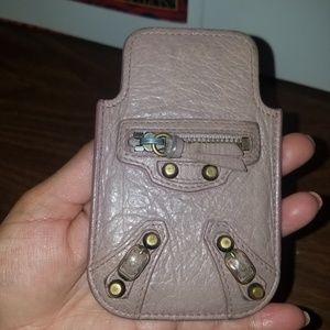 BALENCIAGA COIN PURSE CARD HOLDER WALLET